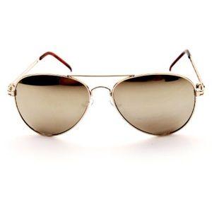 c15988455 Triple Crown Accessories   Mirror Aviator Sunglasses   Poshmark